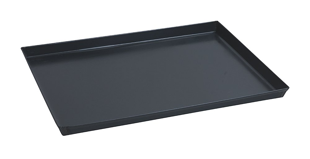 Baking Sheet Rectangular Cm 50 Blue Steel