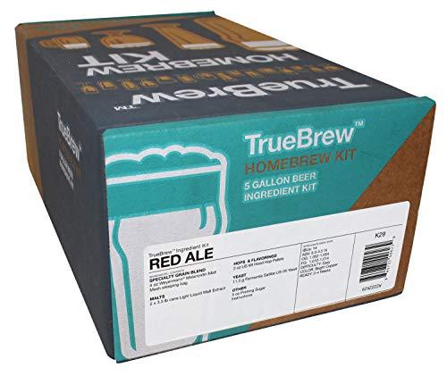 - True Brew Red Ale Home Brew Beer Ingredient Kit