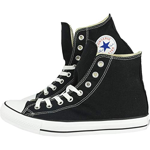 Ct Converse Donna Sneaker Hi As Black white fw8w16x