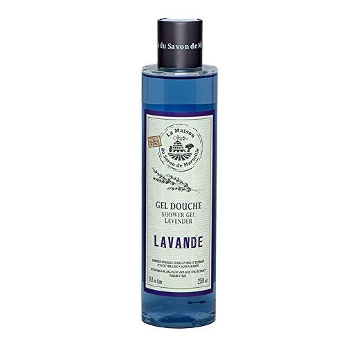 Savon Liquide de Marseille Shower Gel Lavender 250ml