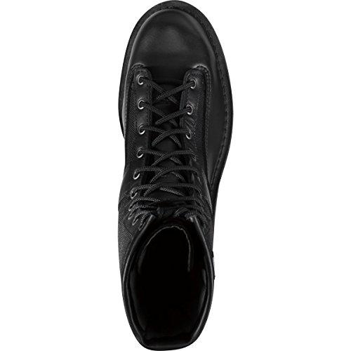 Danner Menns Acadia 8 Boot Militær Boot Svart (21210) Vibram Såle | Made In Usa Skinnmansjett Vanntett