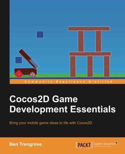 Cocos2D Game Development Essentials