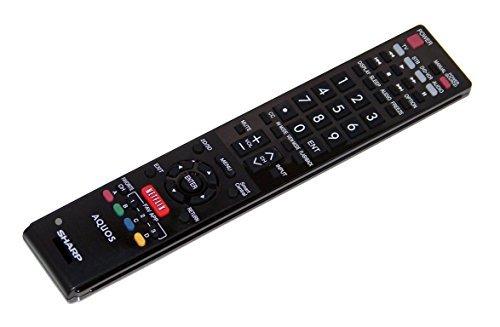 OEM Sharp Remote Control: LC60LE650U, LC-60LE650U, LC60LE655