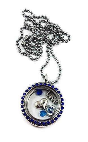 Aurora Ariel Cinderella Disney Princess By Living Memory Lockets for Less Charm Necklace Belle
