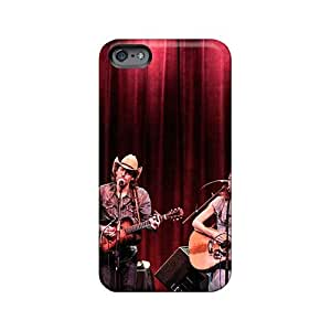 Shockproof Hard Phone Case For Iphone 6plus (tpd13165GhLc) Allow Personal Design Fashion Rolling Stones Image