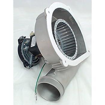Rheem 70 24157 03 inducer blower motor 10701 by rheem for Ruud blower motor replacement