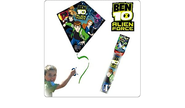 Eolo Cometa Plastico Ben 10: Amazon.es: Juguetes y juegos