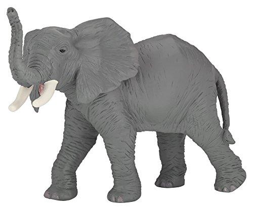 Papo Trumpeting Elephant Toy Figure
