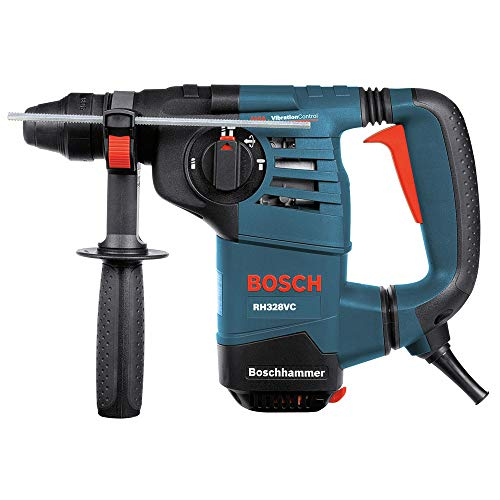 Bosch 1-1/8-Inch SDS Rotary Hammer RH328VC with Vibration Control ()