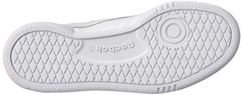 Reebok Herren Club C 85 Sneakers, Elfenbein (Int-white/green), 42 EU 4