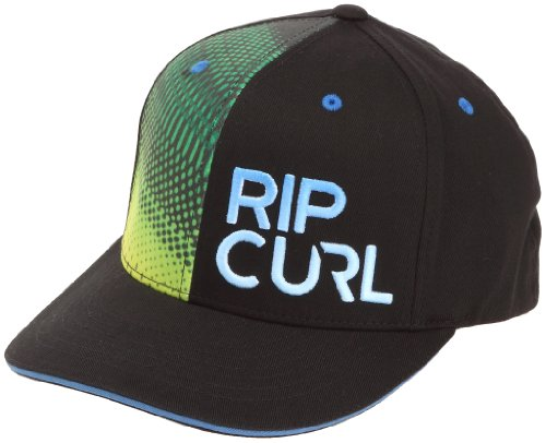 RIP CURL Game Mid Peak - Gorra para Hombre Verde Verde Talla:L/XL ...