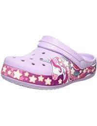 Kids Fun Lab Unicorn Clog | Comfortable Slip on Shoe for Toddlers