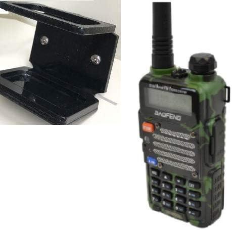 SlipGrip RAM Holder for Baofeng Two-Way Radio US UV-5R V2 Plus