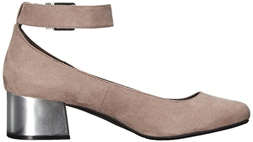 Pump With Round Reaction Taupe womens Strap Ankle Kenneth Toe Flip Around Cole x6HZ0W7wqB