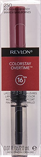 Revlon ColorStay Overtime Lipcolor, Boundless Brandy