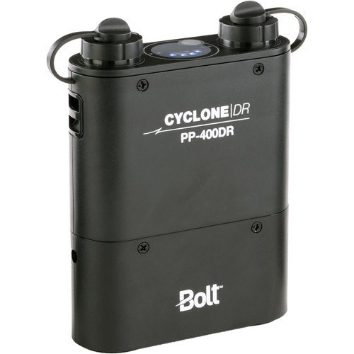 Bolt Cyclone DR PP-400DR Dual Outlet Power Pack by BOLT