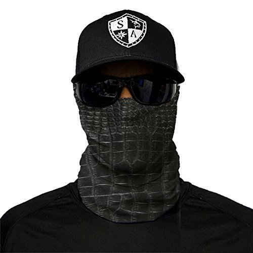 * Diversi Motivi SA Company Face Shield Passamontagna * Multi unkti Ons Panno Maschera Fishing Tote Testa Sciarpa Skull Bandana Maschera Collo Panno Ski Motociclo Paint Ball