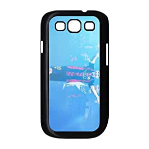 Sports leo messi Samsung Galaxy S3 9300 Cell Phone Case Black Gift xxy_9854676