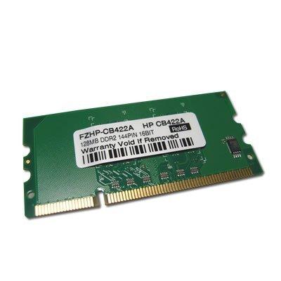 128MB DDR2 144Pin SODIMM Memory for HP LaserJet Printer P2015, P2055, P3005, CP1510, CP2025, CM2320, M2727 (HP P/N CB422A) by e-applejuice