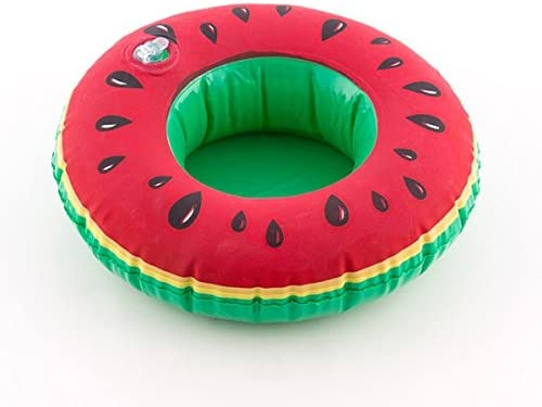 Boya Soporte hinchable latas sandías para piscina – Bandeja Mesa ...