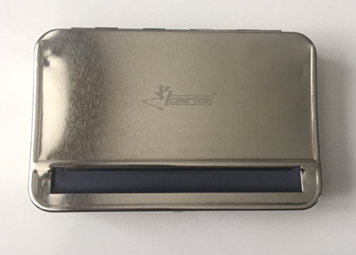The RollerBox, Silver, Large, Adjustable, Automatic