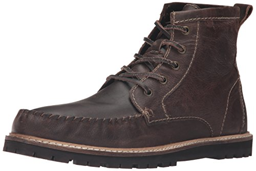 Kenneth Cole REACTION Men's Mesh Well Boot Brown SM7G8B