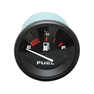 Sierra 57902P Fuel Gauge - Amega 2