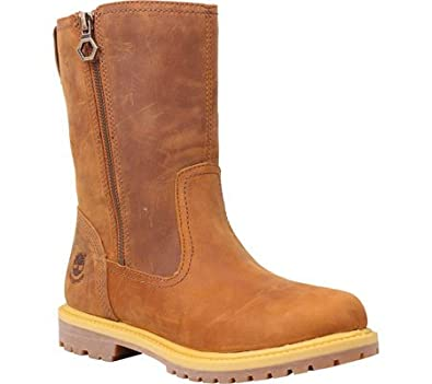 Timberland Women s Earthkeepers Nellie Pull-On Double Zip WP Boot f8167f75ef