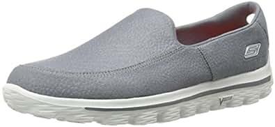 Skechers Performance Men's Go Walk 2 Coast Charcoal Sneaker 6.5 D - Medium