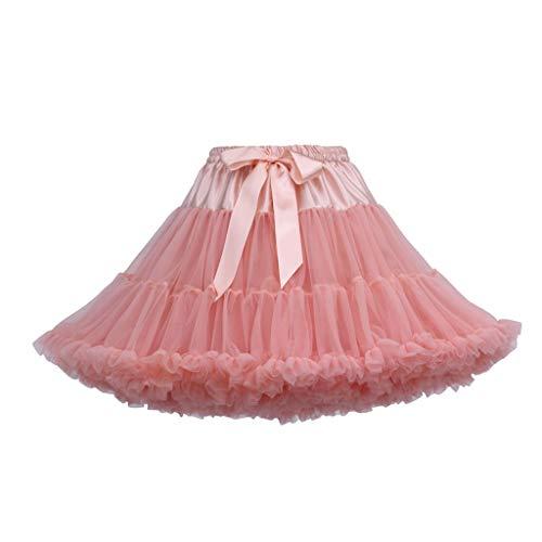 wholesale dealer ebe0a e5fe6 Soupliebe Damen 1950 Petticoat Reifrock Unterrock Petticoat ...