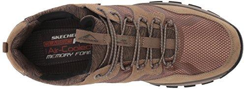 Skechers Menns Landro-treven Hikingsko Tan