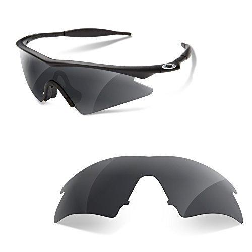 50b260b3b3 sunglasses restorer Lentes de Recambio para Oakley M Frame Sweep, Titanium  Polarizado: Amazon.es: Ropa y accesorios