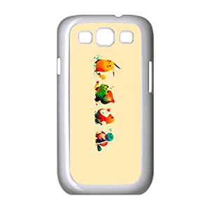 pokemon bulbasaur pikachu charmander squirtle Samsung Galaxy S3 9300 Cell Phone Case White Customized Toy pxf005-3427529