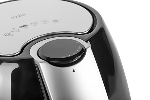 Molla AirSmart Oil-Free Dynamic Air Fryer with Food Basket