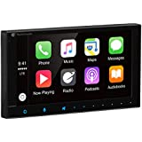 PLANET AUDIO PCP9800 Double Din, Apple CarPlay, Bluetooth, MP3/USB (No CD/DVD) AM/FM Receiver, 6.75 Capacitive Touchscreen