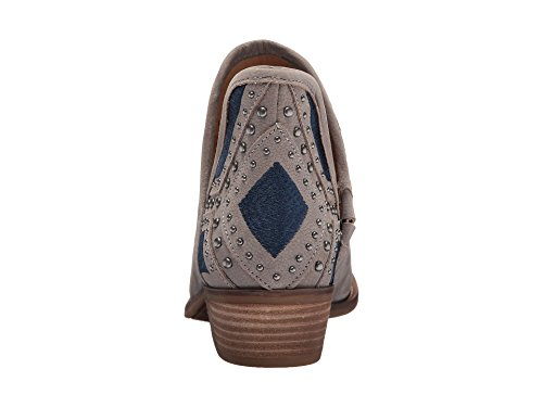 Kambry Frauen Lucky Spitzenschuhe Brand Driftwood Stiefel Fashion Wildleder EFqpapf