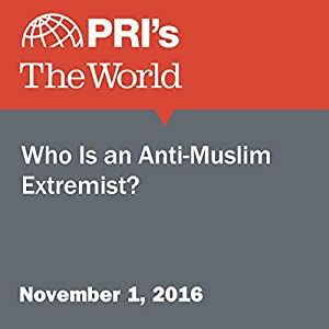 Who Is an Anti-Muslim Extremist?