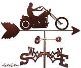 MOTORCYCLE - EASY RIDER Weathervane