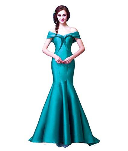 Brautkleider Ohne Ausschnitt Kapelle Beauty Emily Armlos Grün Boot Tailing Rüschen x8gqUwOC