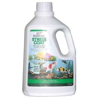 Pondcare 140d 64 Oz Stress Coat® Fish & Water (Pond Stress Coat)
