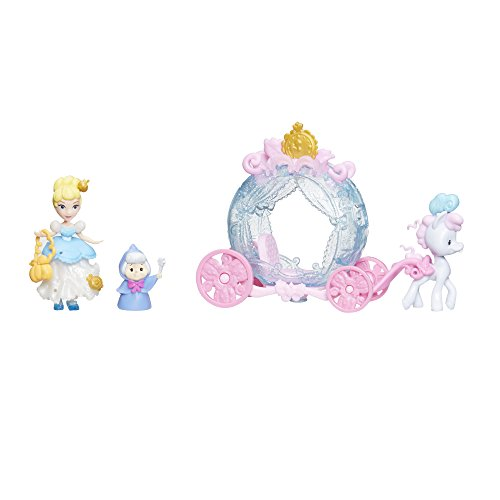 Disney Princess Little Kingdom Cinderella's Midnight Carriage Ride (Carriage Disney Cinderella)
