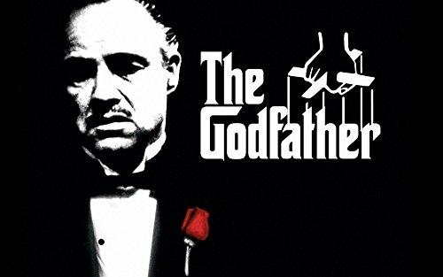 Twenty-three The Godfather Movies Vito Corleone Fabric Canva