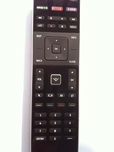Amazon.com: Vizio Original XRT510 LED TV Remote Control