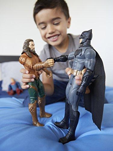 """DC Justice League True-Moves Series Batman Figure, 12"""""""
