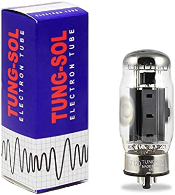 Platinum Matched Quad Tung-Sol KT120 Power Vacuum Tube