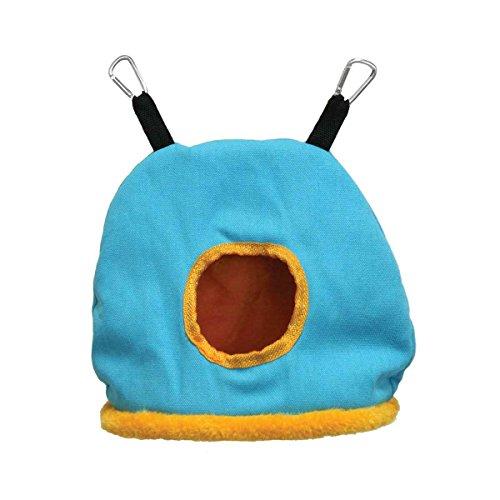 Prevue Pet Large Blue Snuggle Sack - (Prevue Pet Snuggle Sack)