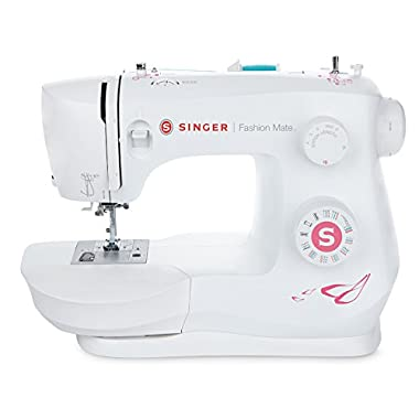 SINGER 3333 Fashion Mate Free-Arm 23-Stitch Handy Sewing Machine