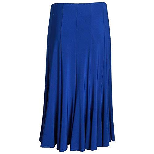 Frank Lyman Cobalto Para Mujer Falda Azul r4rTgdqnW