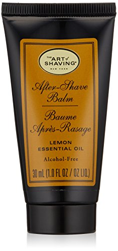 The Art of Shaving After-Shave Balm, Lemon, 1 fl. oz.