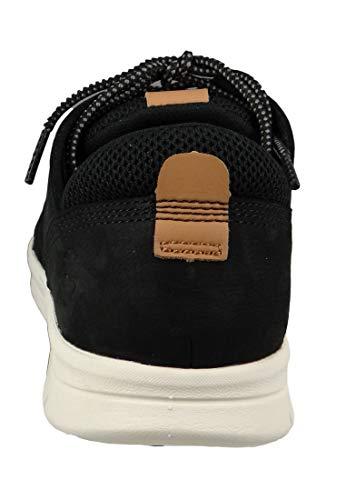 Oxford Graydon Herren Sneaker Schwarz Black Fl Timberland A1xg2 8wmNn0